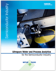Semiconductor Industry : Ultrapure Water and Process Analytics for the Semiconductor Industry
