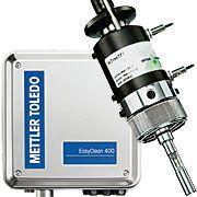 Adaptasi Proses (Casing Sensor) dan Sistem Pembersihan Sensor