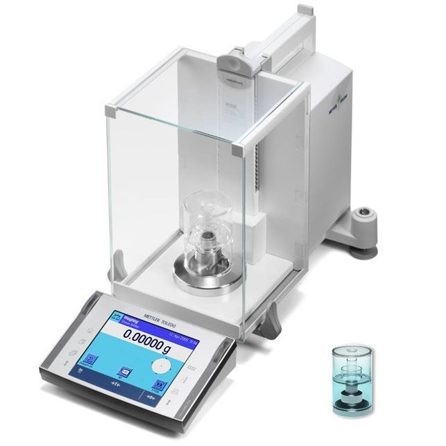 移液器校准组件
