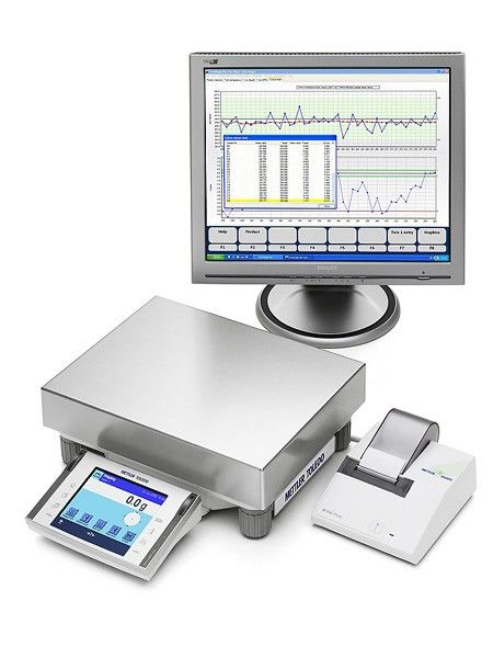 Professional Weighing Accessories and Software