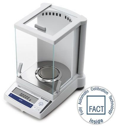 AB104-S/FACT Analytical Balance