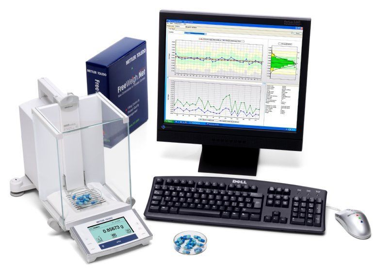 FreeWeigh Net SQC & SPC Data Collection Software | Altantic