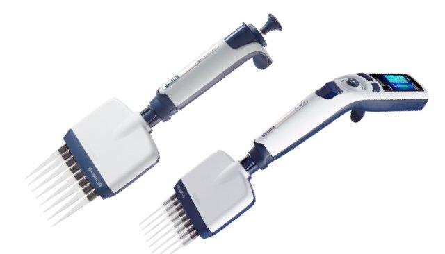 multichannel pipettes