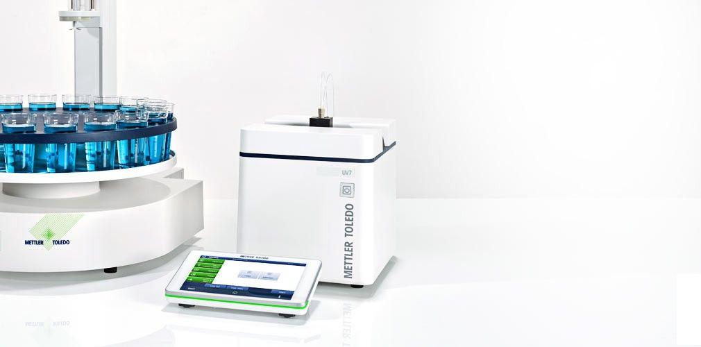 UV VIS automation technology
