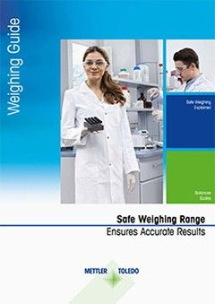 Safe Weighing Range