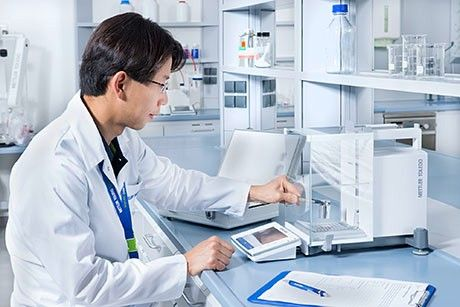 calibration and qualification of laboratory instruments