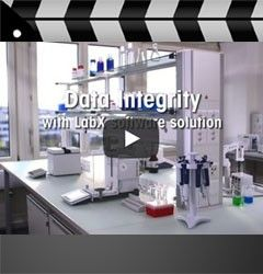Laboratory Data Integrity with LabX