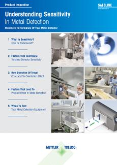 Comprendre les principes de sensibilité des détecteurs de métaux industriels