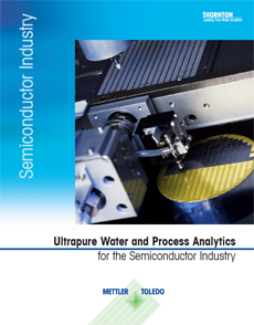 Ultrapure Water and Process Analytics for the Semiconductor Industry