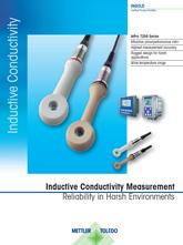 カタログ:産業プロセスにおける誘電式導電率測定