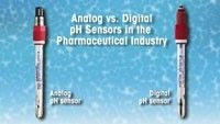 Analog vs. Digital: pH Sensors in the Pharmaceutical Industry