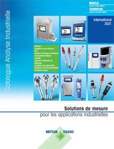 Catalogue des solutions d'analyse industrielle