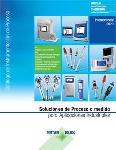 Catálogo de instrumentación analítica en proceso