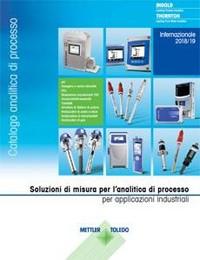 Catalogo dei prodotti Analitica di processo