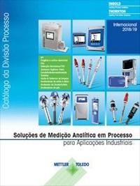 Catálogo de Produtos de Analítica de Processo