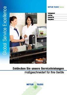 Retail Service-Kompetenzbroschüre