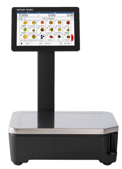 FreshBase T self-service scale