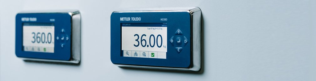 IND360 Ultra-Fast Processing Weighing Terminal