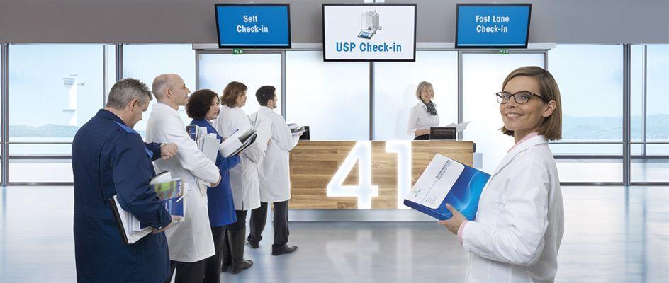 دستور الأدوية الأمريكي (USP) - هل أنت متوافق؟