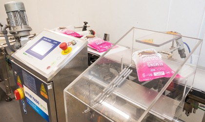 Chewter's Chocolates Installs Product Inspection Systems   Case Study