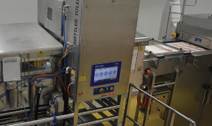 X-ray Inspection Systems Provide Bell Food Group