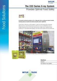 Контроль качества и безопасности пищевых продуктов