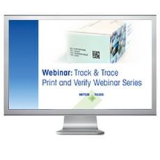 Track & Trace - Print and Verify Webinar Series