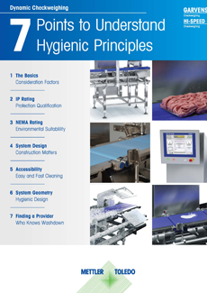 e-Guide: Understanding the Principles of Hygienic Design