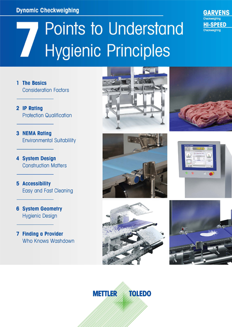 High Performance Weighing Solutions