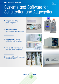 Serialization and aggregation solutions brochure