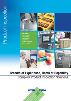 Capability Brochure: Product Inspection Solutions