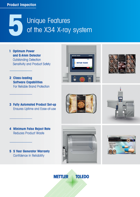 eGuide - 5 Key Reasons to Choose the X34