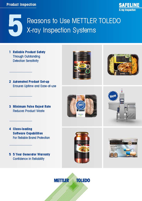 X-ray Inspection Systems eGuide