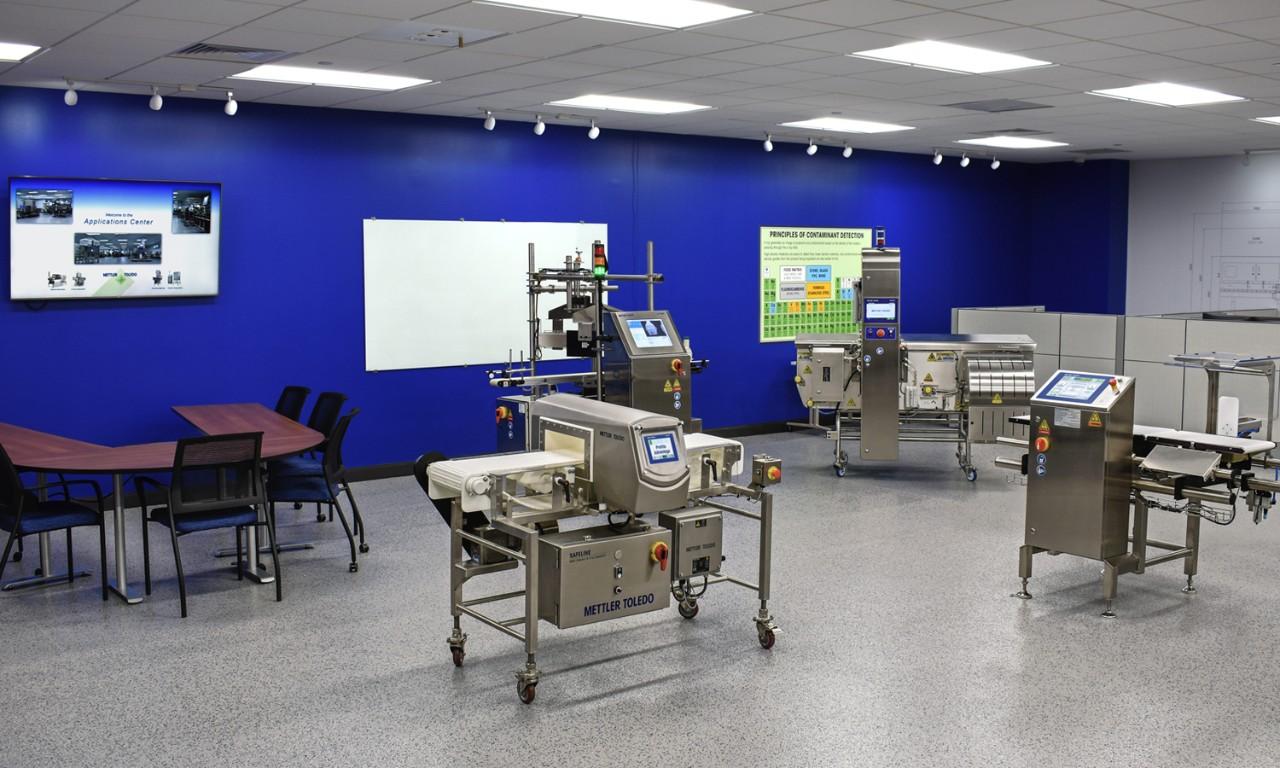I nostri centri di test in tutto il mondo si avvalgono della tecnologia di ispezione prodotti più recente. - Cliccare sull'immagine per ingrandirla