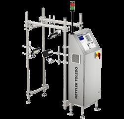 Systèmes d'inspection par vision Gamme V26 METTLER TOLEDO pour le contrôle des produits peu profonds et orientés