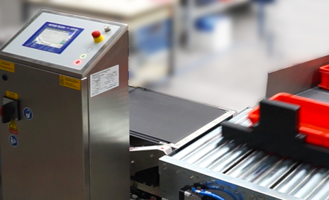 Standard Heavy Load Checkweighing - C21 StandardLine