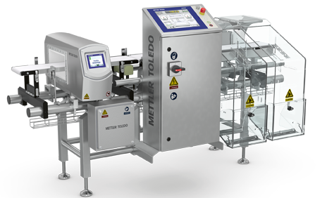 Checkweigher for Challenging Applications - C33 PlusLine