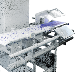 Checkweigher for Wet & Harsh Environments