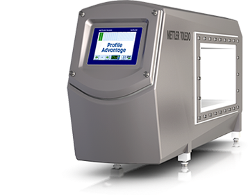 Profile Advantage工業用金屬檢測機