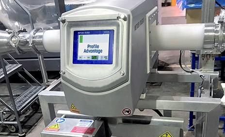 Advanced Metal Detection for Maximum Compliance