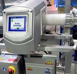 Pipeline Metal Detectors | Liquids, Pastes and Slurries