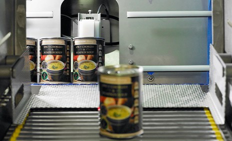 Canned Food Inspection | X-ray Inspection