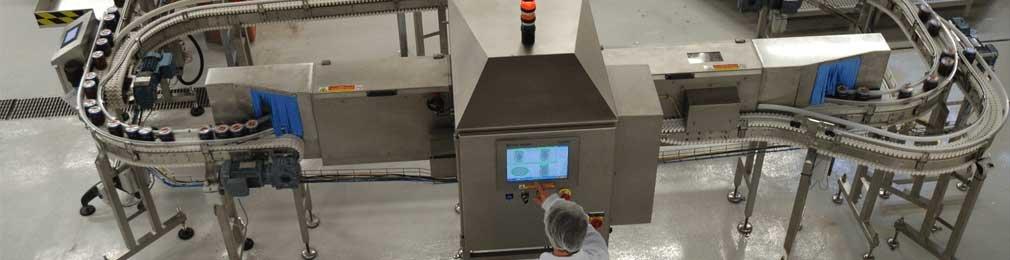 Системы рентгеновского контроля для продукции в стеклянной таре