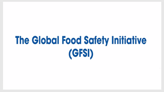 The Global Food Safety Initiative