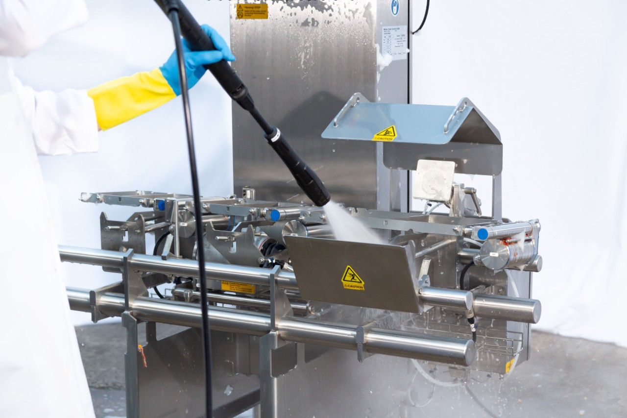 New Combination Checkweigher Metal Detection Systems