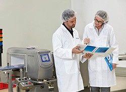 Service in der Lebensmittelindustrie