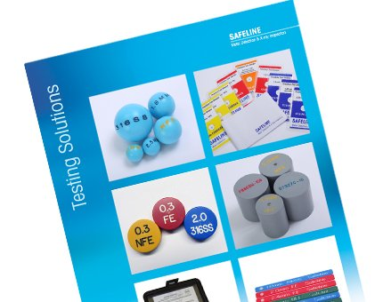 Testing solutions catalogue