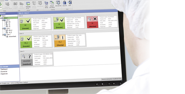 Contrats de services Software Care - Inspection de produits