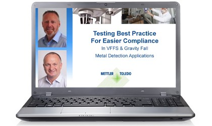 ATS Webinar - How to overcome common testing challenges in throat and gravity fall metal detectors to achieve optimal results.