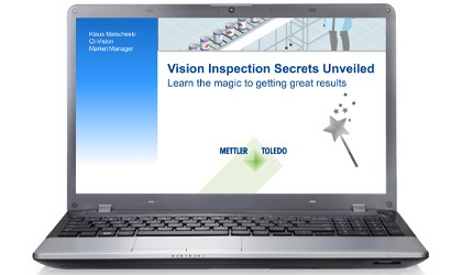 This webinar discusses the key considerations for vision inspection systems and reveals insights in choosing the right system for you.